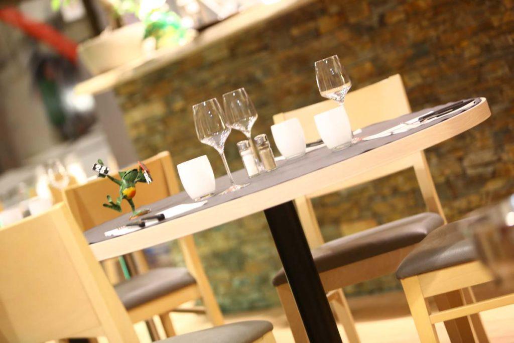 Restaurant et Brasserie Le Kou dé ta à Jard sur Mer en Vendée