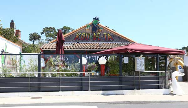 restaurant en Vendée, spécialité homard à jard sur mer 85